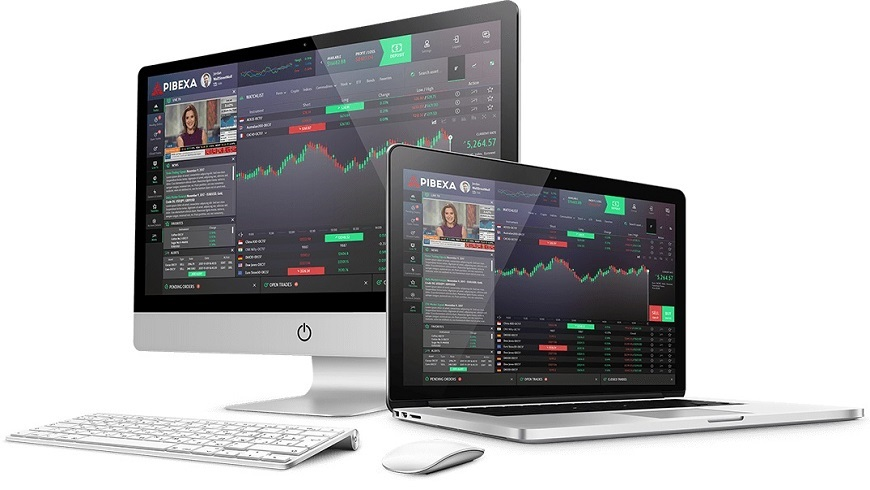 Pibexa.com Trading Platform