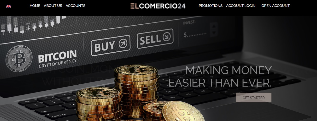 Elcomercio24 website
