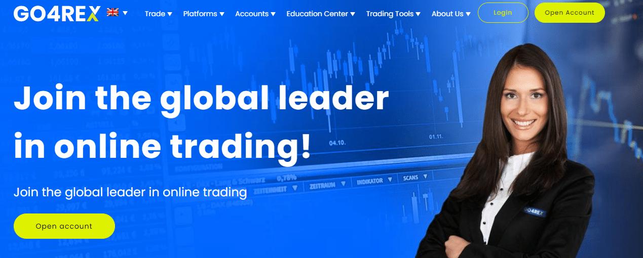 Go4Rex website