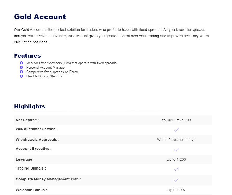 Coinrise gold account