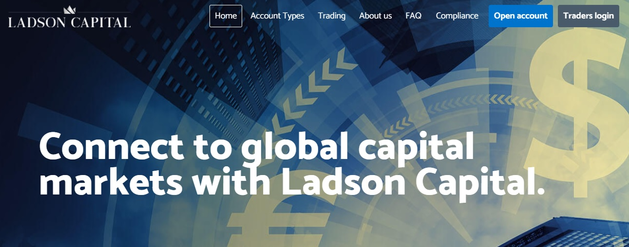 Ladson Capital website